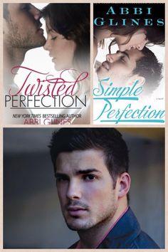 Book Boyfriend                                        Rick Malambri as Woods Kerrington Twisted Perfection/Simple Perfection        By Abbi Glines