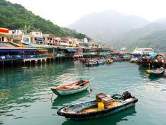 Lamma island, Hong Kong by Francesca Perticucci / 18 Reasons to Visit Hong Kong in 2012 / vtravelled blog