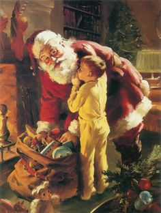 """SouthernPlate Storyline: From Christy Jordan  -  """"Kids of all ages can call 256-270-0270 and hear a recording of me reading 'The Night Before Christmas'!"""""""