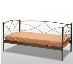 Κρεβάτια : Καναπές Άνδρος Σκελετός Μεταλλικός 90χ190