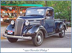 1937 Chevrolet Pickup   Flickr - Photo Sharing!