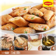 Fish Lumpia-The Filipino way(fish spring roll)