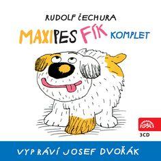 Rudolf Čechura – Maxipes Fík – komplet (recenzia)