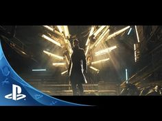 """""""Deus Ex: Mankind Divided"""" is an upcoming cyberpunk-themed action role-playing video game—combining first-person shooter, stealth and role-playing elements—developed by Eidos Montreal and published by Square Enix. Jake Gyllenhaal, Deus Ex Human Revolution, Linux, Soundtrack, Deus Ex Universe, Montreal, Deus Ex Mankind Divided, Generation Game, Best Trailers"""