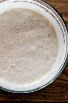 sourdough starter | The Clever Carrot