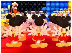 Mickey Mouse Clubhouse Birthday Party Ideas | Photo 18 of 62 | Catch My Party