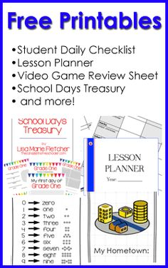 Ontario Elementary Level Curriculum Checklists | The Canadian Homeschooler