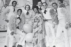 Sexteto Juventud with Celia Cruz  (Olinto Medina).
