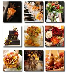 outdoor fall country wedding | Fall Wedding: Craft Decoration Ideas You Can Do Yourself Fall Wedding ...