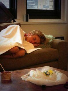 awh tris is sleeping