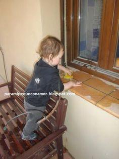 Para mi peque con amor: Me integro en las tareas de limpieza...