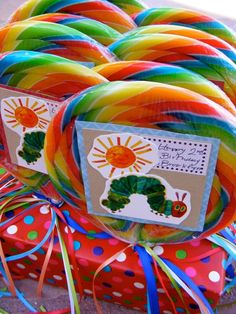 eric carle party favor - Google Search