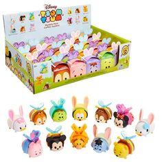 Disney Easter Tsum Tsum Blind Pack Mini-Figures Wave 2 Case - Jakks Pacific - Disney - Mini-Figures at Entertainment Earth