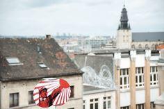 Es-tu fait pour voyager sans billet de retour ? (Detour Local) -> Vue sur les vieux quartiers de Bruxelles www.detourlocal.com/es-tu-fais-pour-voyager-sans-billet-de-retour/