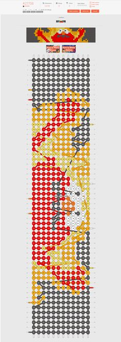 Alpha friendship bracelet pattern added by empabz. Yarn Bracelets, Diy Bracelets Easy, Embroidery Bracelets, Bracelet Crafts, Braided Friendship Bracelets, Diy Friendship Bracelets Patterns, Iron Beads, Alpha Patterns, Fuse Beads
