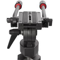 Amazon.com : Ravelli AVT Professional 67-inch Video Camera Tripod with Fluid Drag Head : Camera & Photo