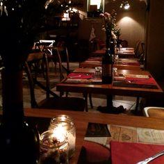 Romantic dinner anyone?