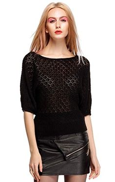 MEXI Women's Batwing Knitting Long Sleeve Sweater Cardigan Blouse Black Mexi http://www.amazon.com/dp/B00T39DQ2S/ref=cm_sw_r_pi_dp_CF-0vb1C17MWQ
