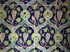 Coleção Calouste Gulbenkian. Síria, Damasco. Final do século XVI ou inicio do século XVII.