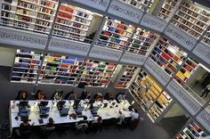 Library of the University of Utrecht