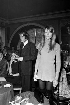 Françoise Hardy et Jacques Dutronc : leur grande histoire d'amour en images…