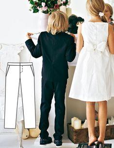 Occasioni speciali: modelli di cucito del 7 Nuovo Kid - Blog cucire | BurdaStyle.com