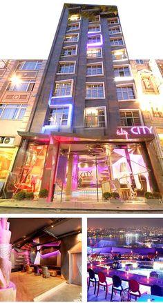 Istanbul Beyoğlu'nda bulunan turistler için seçilebilecek en güzel taksim otelleri arasında yer alan Tulip City Hotel