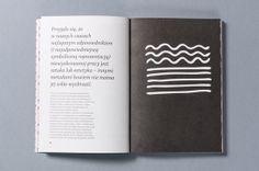 Work Geneaologies - book design by Anna Dusza, via Behance