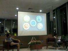imagens do foursquare day Ribeirão Preto (vídeo com curiosidades sobre badges)