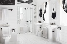 KOHLER | Artifacts Bathroom Faucets Collection | black & white