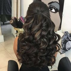 Long Haircut with Side Bangs - 40 Long Hairstyles and Haircuts for Fine Hair with an Illusion of Thicker Locks - The Trending Hairstyle Face Shape Hairstyles, Bun Hairstyles For Long Hair, Haircuts For Fine Hair, Wedding Hairstyles, Sweet 15 Hairstyles, Wedding Hair And Makeup, Bridal Hair, Hair Makeup, Long Thin Hair