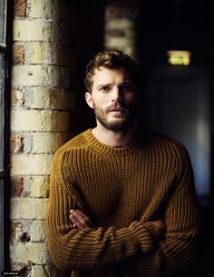 Jamie Dornan || Elle UK Magazine (February 2015)