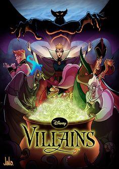 Disney Magic, Disney Pixar, Animation Disney, Evil Disney, Disney Villains Art, Walt Disney, Disney Diy, Disney Films, Disney Fan Art