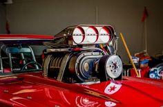 eBay Find: No-Expense-Spared 1,800 HP Pro Street '69 Camaro - Dragzine