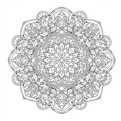 Amazon.co.jp: flower mandalas 心を整える、花々のマンダラぬりえ: シンシア・エマリー: 本