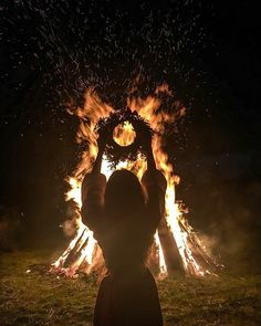 Witch Photos, Halloween Photos, Season Of The Witch, Sacred Feminine, Witch Aesthetic, Summer Solstice, Happy Solstice, Beltane, Dark Photography