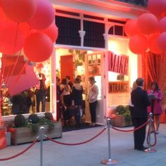 Kate Spade NY launch party in London