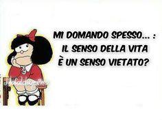 Il senso della vita - Mafalda+and+more…