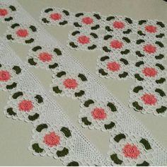 This Pin was discovered by HUZ Crochet Towel, Crochet Trim, Love Crochet, Filet Crochet, Crochet Doilies, Crochet Flowers, Crochet Lace, Crochet Edging Patterns, Baby Knitting Patterns