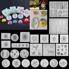 DIY Silicone Pendant Mold Making Jewelry Pendant Resin Casting Mould Craft Tools | Crafts, Multi-Purpose Craft Supplies, Crafting Pieces | eBay!