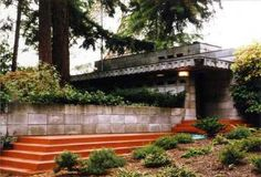 FLW, Tracy House - 1955