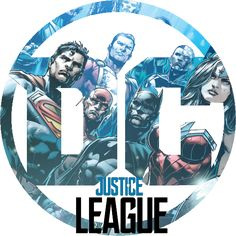 The New DC Logo released after Rebirth customized for the new Justice League series with the logo released for the Justice League Movie. DC Logo for Justice League Heros Comics, Batman Comics, Dc Heroes, Dc Comics Logo, Arte Dc Comics, Character Drawing, Comic Character, 3 Jokers, Dc Comics Peliculas