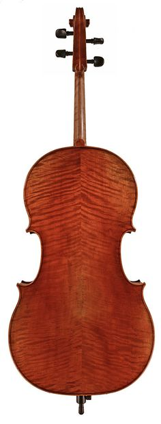 One of the most popular cellos available today for the adult amateur and advanced cello student, the Maestro cello features some of the most beautiful figured woods and a rich oil varnish that is tast