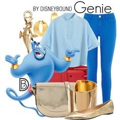 DisneyBound is meant to be inspiration for you to pull together your own outfits which work for your body and wallet whether from your closet or local mall. As to Disney artwork/properties: ©Disney Disney Themed Outfits, Disney Bound Outfits, Disney Dresses, Cute Disney, Disney Style, Disney Nerd, Character Inspired Outfits, Disney Artwork, Dapper Day