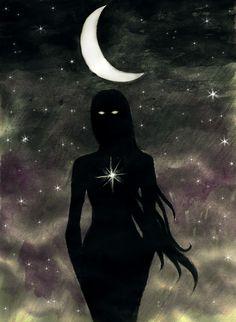 Dark Fantasy Art Women Lights 28 Ideas For 2019 Dark Fantasy Art, Fantasy Kunst, Fantasy Art Women, Goddess Art, Moon Goddess, Star Goddess, Nut Goddess, Character Inspiration, Character Art