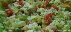 Fotorecept: Vynikajúci ryžový šalát