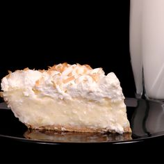 Coconut Cream Pie Recipe from Grandmother's Kitchen