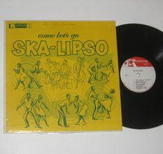 Count Owen Plays Ska-Lipso Rare 1964 Jamaican LP Kentone Federal Ska Calypso