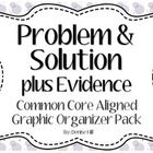 {Freebie} Specifically designed to meet Common Core requirements to cite textual evidence, these graphic organizers are a great tool for both Literature and ...