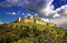 TRAVEL'IN GREECE I The #Platamonas castle in #Piera, #travelingreece
